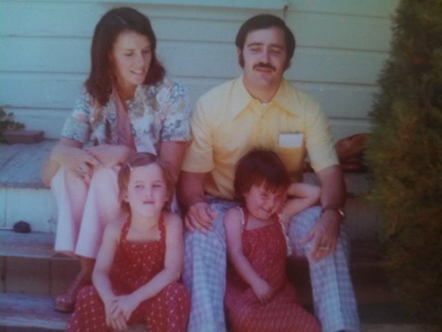Home, circa 1975